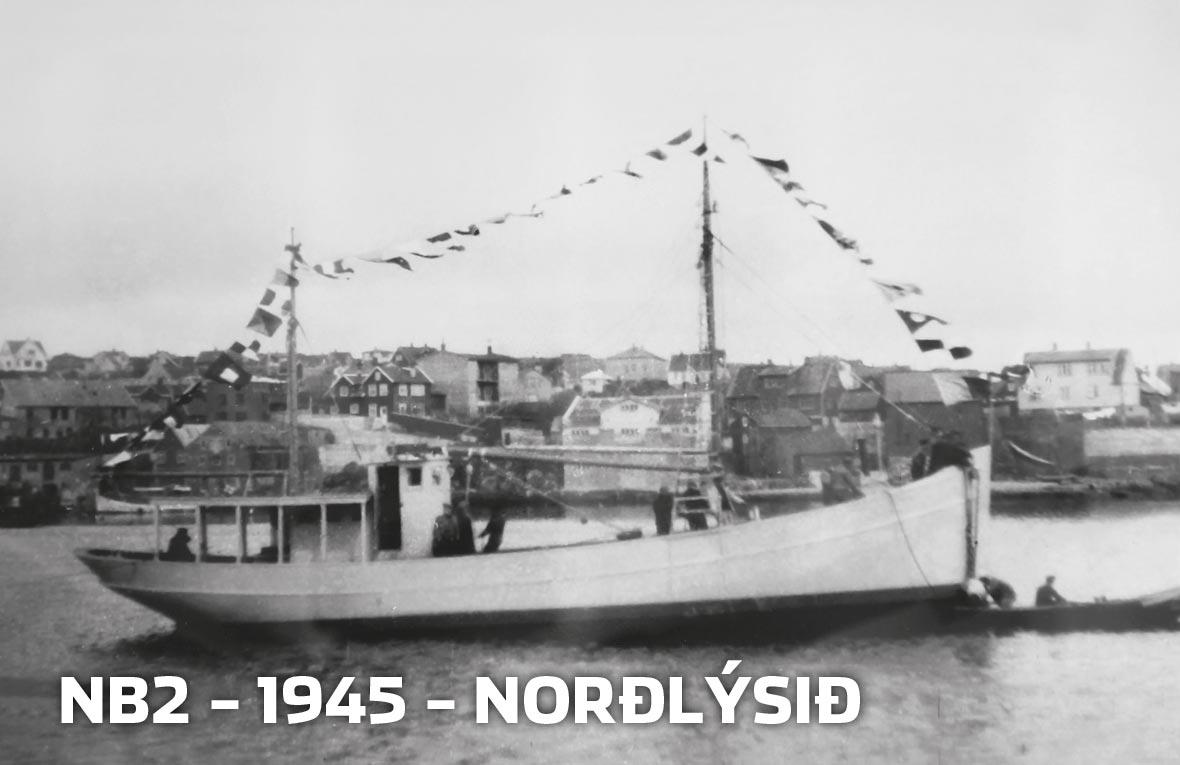 Tórshavnar Skipasmiðja - NB - 1945 - Norðlýsið