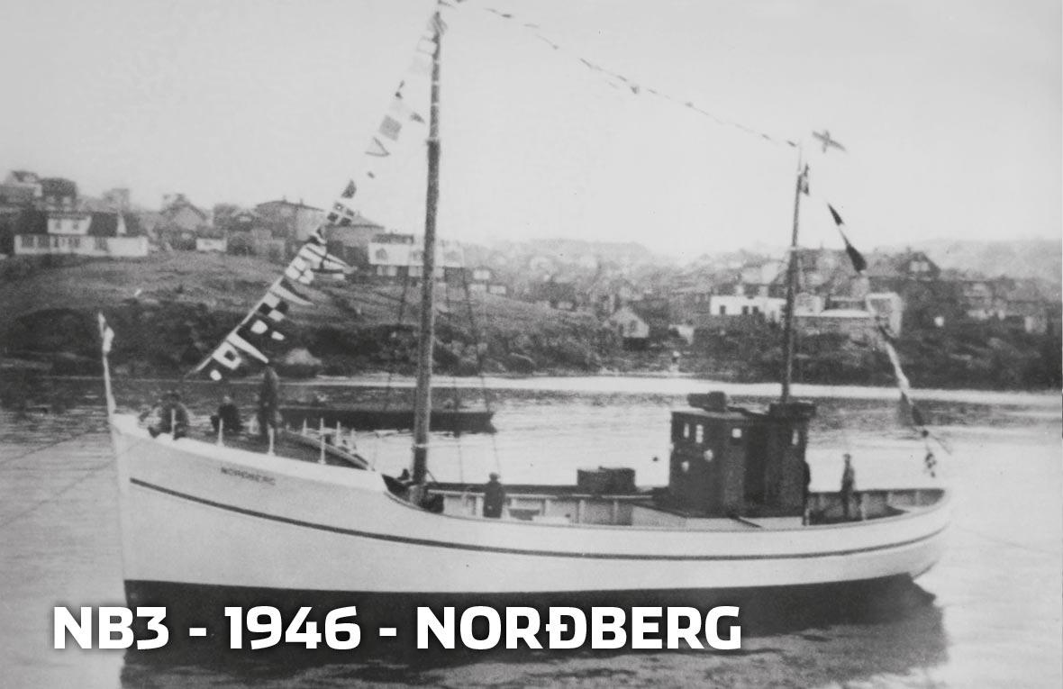 Tórshavnar Skipasmiðja - NB3 - 1946 - Norðberg