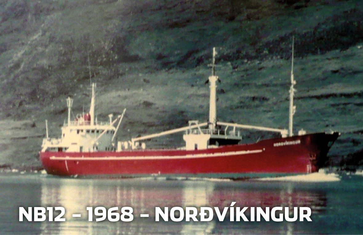 Tórshavnar Skipasmiðja - NB12 - 1968 - Norðvíkingur